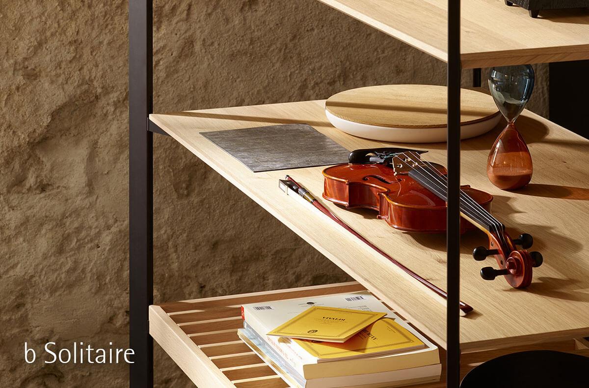 Wonderbaar bulthaup b Solitaire – meubels voor de woonruimte - bulthaup FP-59