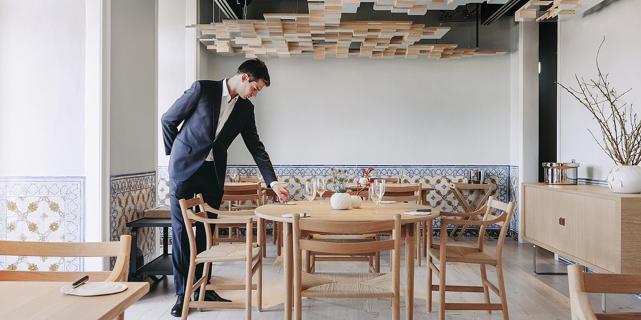 The Epur restaurant opens its doors in Lisbon, with Vincent Farges and bulthaup