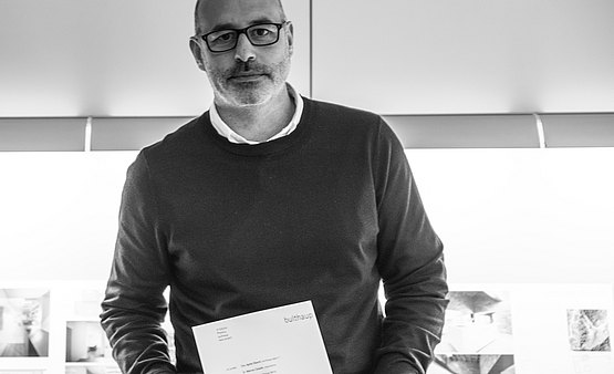 The interior designer Francesc Rifé was the winner of the 2016 edition
