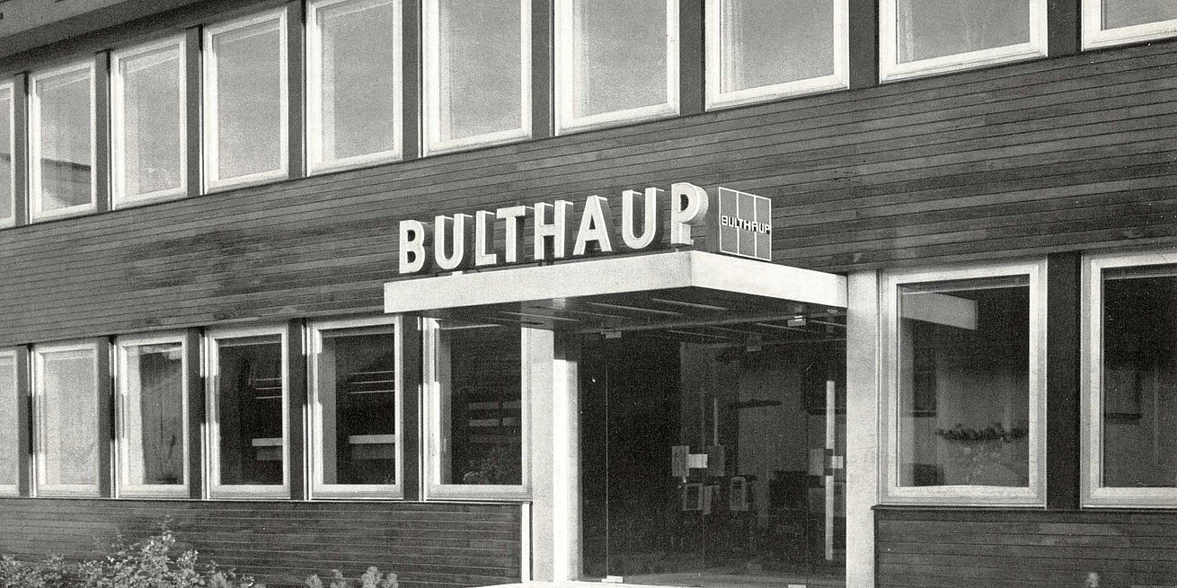 Martin Bulthaup Furniture Factory