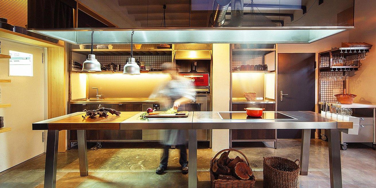 bulthaup se adentra en la cocina de Santi Taura - Bulthaup