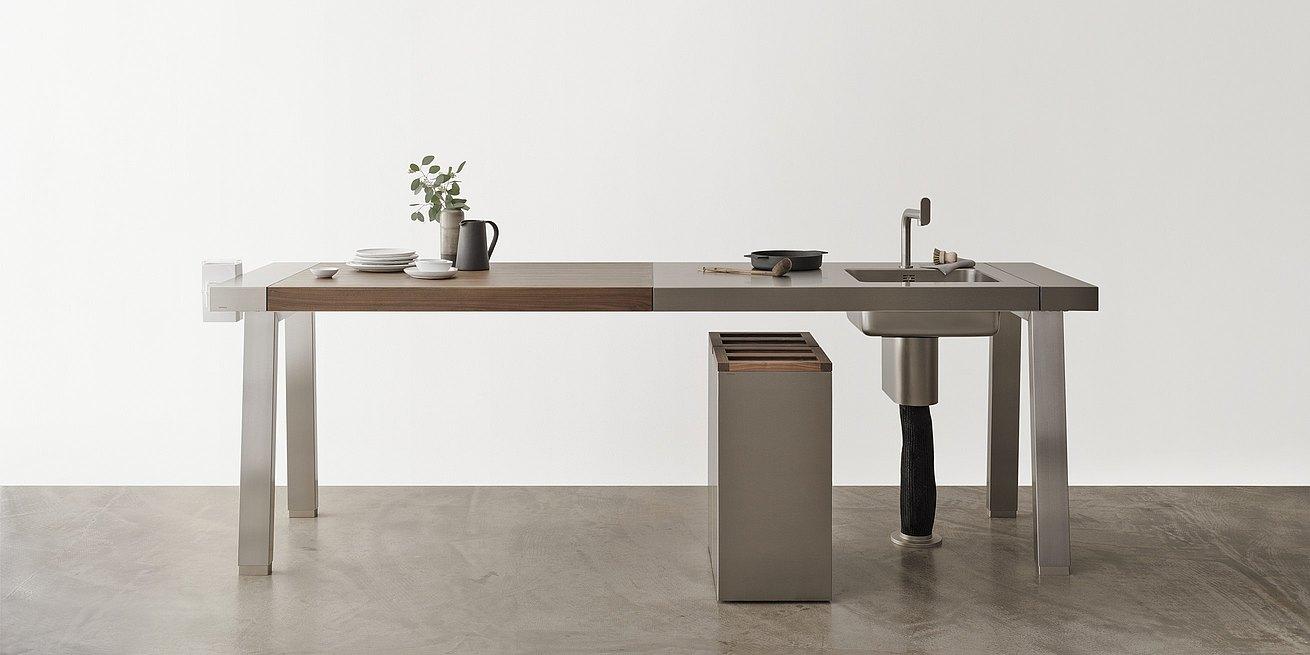 werkbank bulthaup. Black Bedroom Furniture Sets. Home Design Ideas
