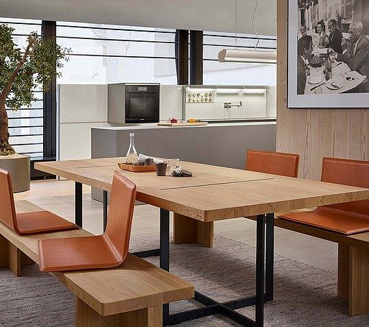 Stühle System 25 Tisch und Stühle: bulthaup Möbel von gerd