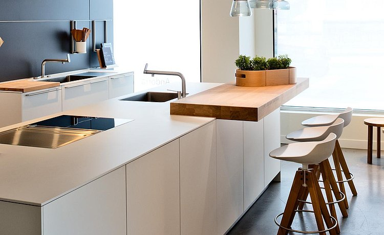 The Perfect Setting For Bulthaup Kitchens