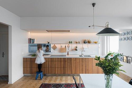 Design Keuken Gent : In beeld: penthouse gent bulthaup