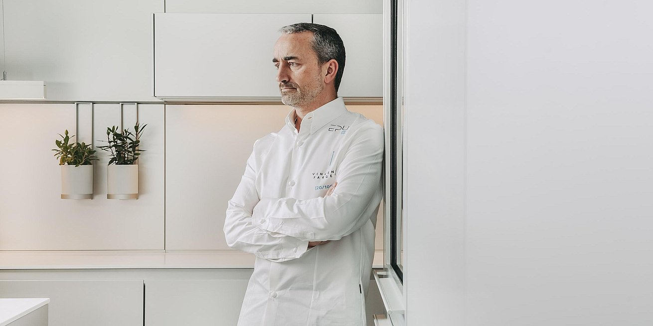 Chef Vincent Farges opens a new restaurant in Lisbon, with bulthaup