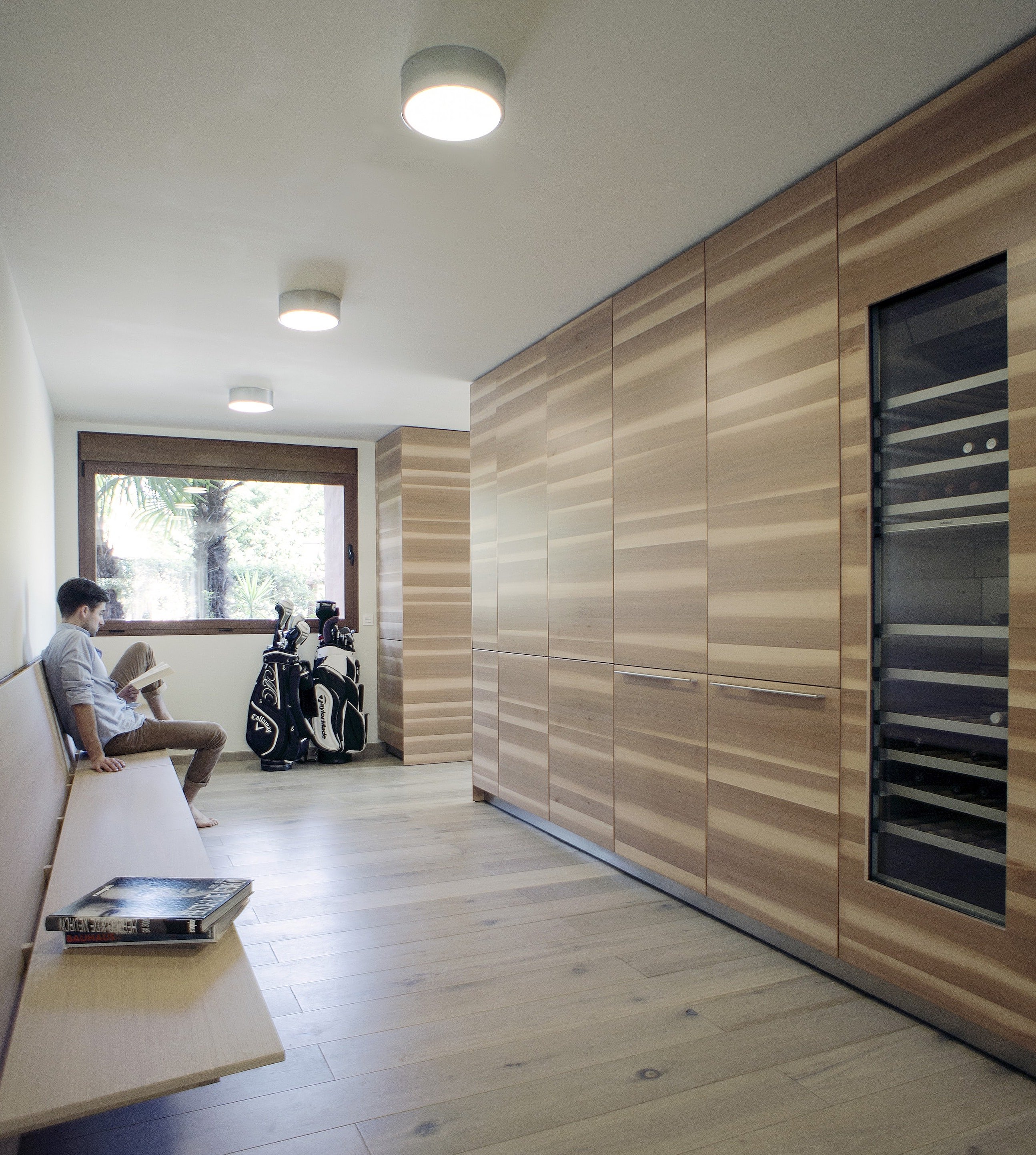La madera en la cocina - Bulthaup