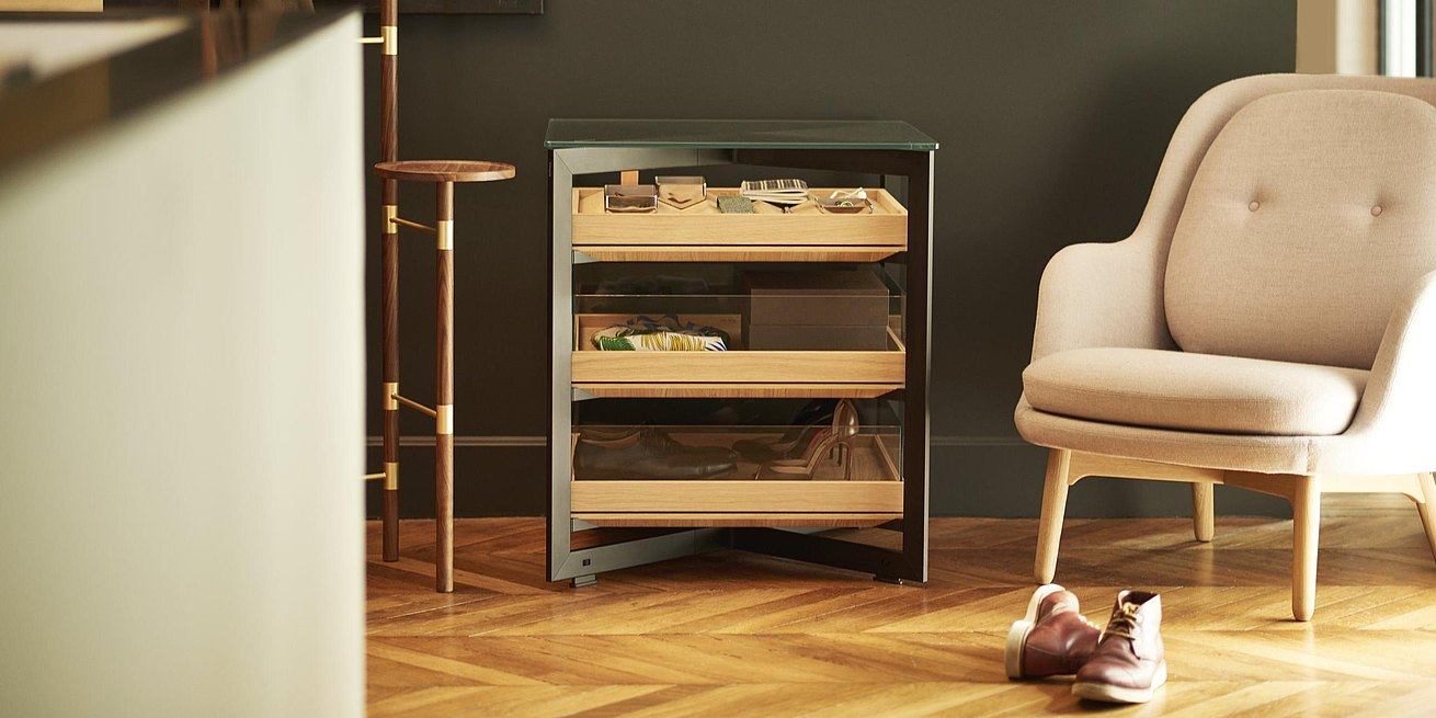 B Solitaire Glas, Der Platz Für Ihre Persönlichen Gegenstände. Link: B  Solitaire: