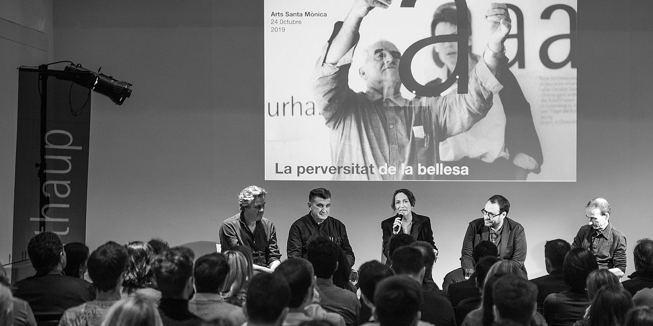 "Panel Discussions: ""The Perversity of Beauty""."