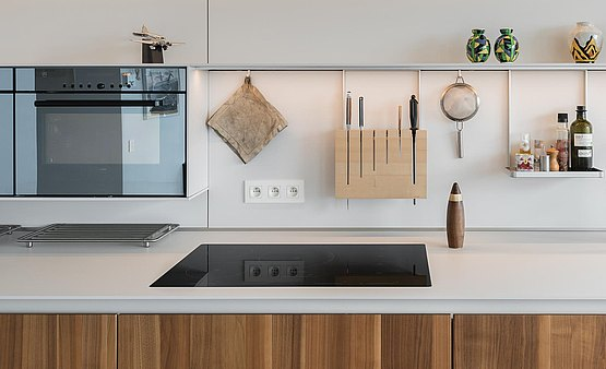 Bulthaup B3 Keuken : In beeld penthouse gent bulthaup