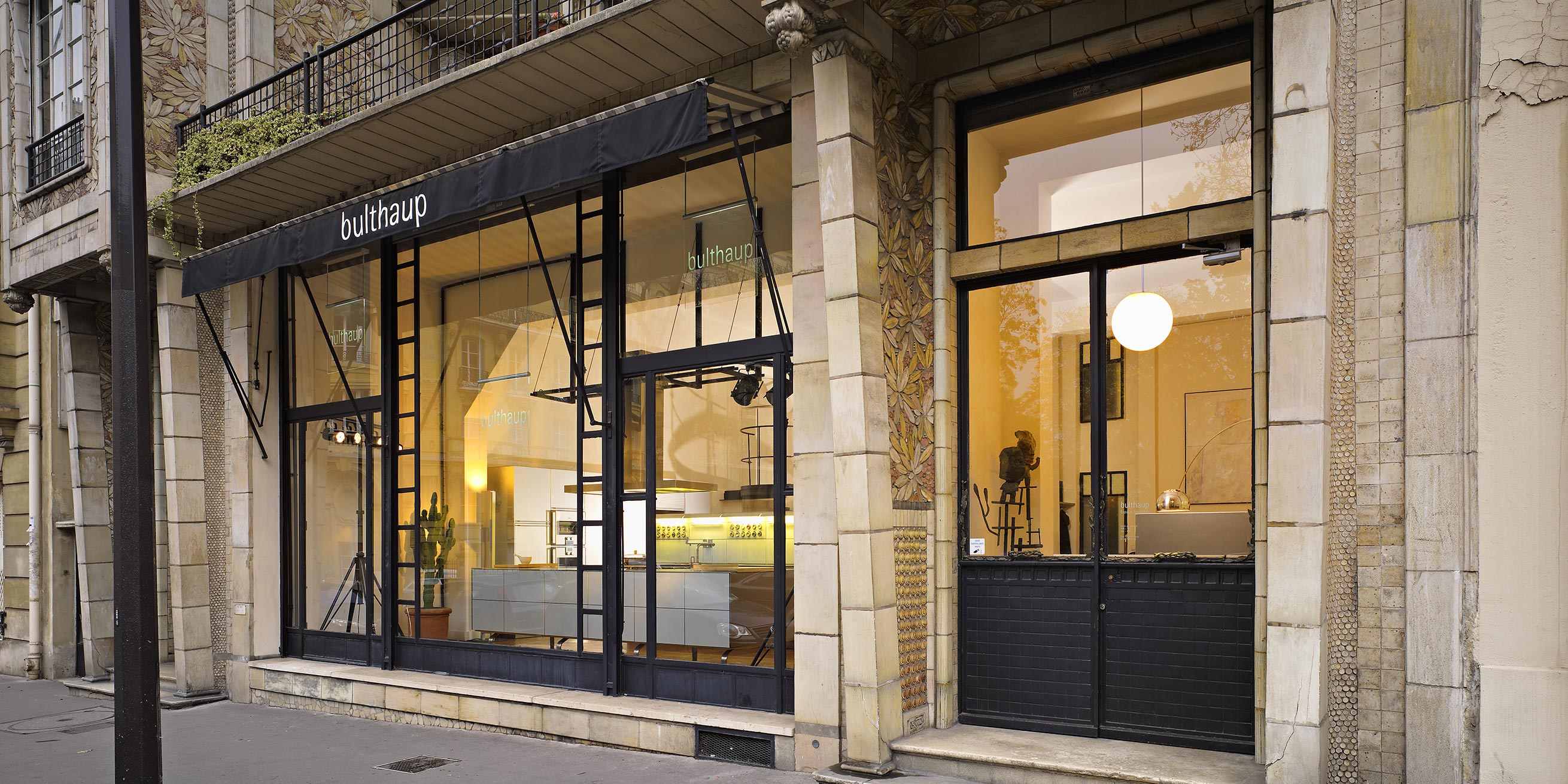 showroom bulthaup trocadéro